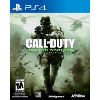 ACTIVISION - Call of Duty : Modern Warfare Remastered - Jeu PS4