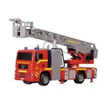 Dickie Toys - 203715001 - VÉHICULE Miniature - ModÈLE Simple - Camion De Pompier - 31 Cm