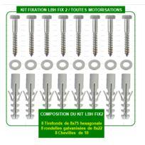 LBH - Kit fixation toutes motorisations / fix 2