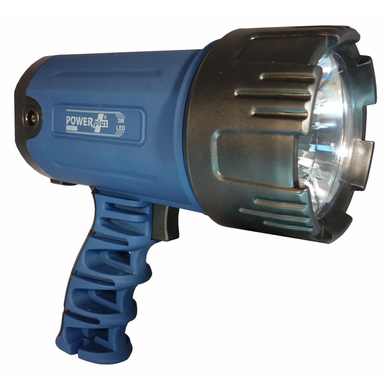 Power Plus - Lion lampe torche dyamo à 100 mètres de portée