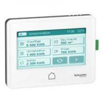 Schneider Electric - Wiser Link ecran tactile encastrable 3,5 pouces