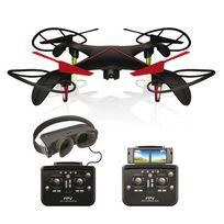 Silverlit - Drone Blacksior Fpv 4 Canaux Gyro 2,4 Ghz