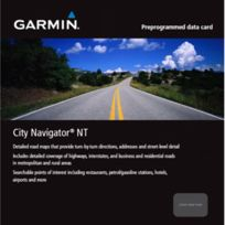 Garmin - Micro Sd card with city navigator Morocco Nt