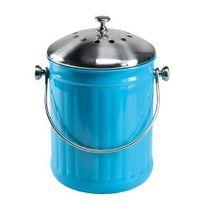 Contento - Seau Composteur de table Bleu