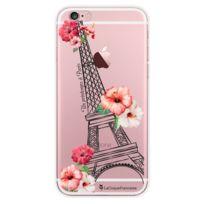 La Coque Francaise - Coque transparente Un printemps à Paris pour iPhone 6