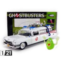Auto World - 1/18 - Cadillac Ghostbusters - Ecto 1 SCALE 1:21 Awss118