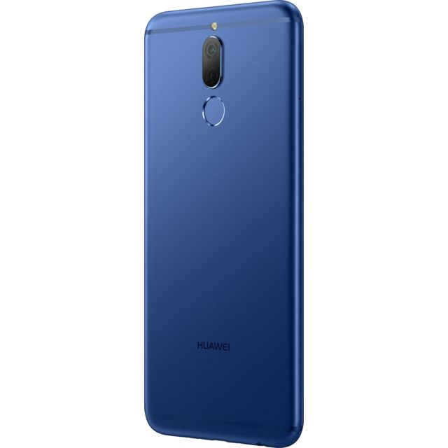 huawei mate 10 lite bleu pas cher achat vente smartphone classique android rueducommerce. Black Bedroom Furniture Sets. Home Design Ideas