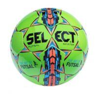 Select - Ballon Futsal Master Couleur - Vert, Taille Ballons 4