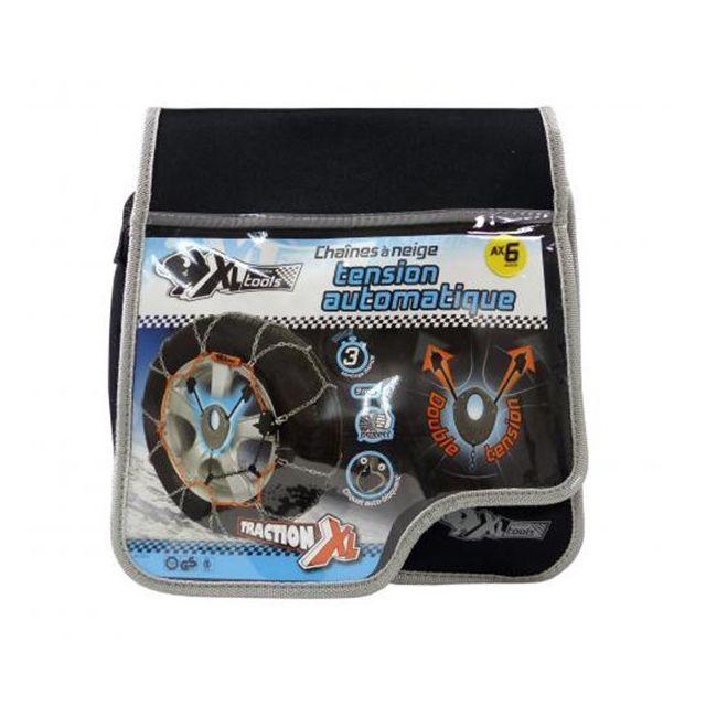 Xl Perform Tools - Chaine à neige métallique à tension automatique Xl6 Xl Perform Tools