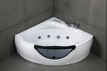 Combin baignoire douche pas cher baignoire balneo bari cm for Petite baignoire pas cher