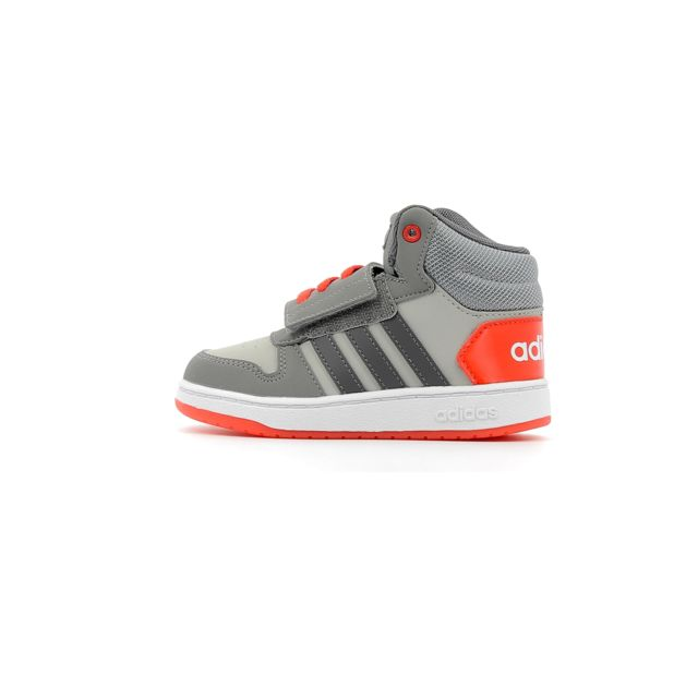 Adidas performance Baskets montante enfants Hoops Mid 2.0
