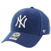 47 Brand - Casquette New york bleuroyal Bleu 76895