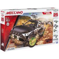 Spin Master - Rallye - 25 modeles motorises - Meccano - 6026397