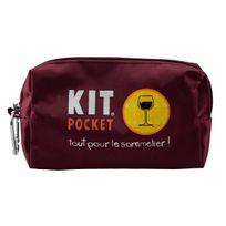 Incidence - Kit Pocket - Kit vin - Tout pour le sommelier