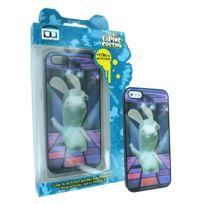 Lapins Cretins - Coque hologramme pour iPhone 5