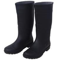 Vidaxl - Bottes en caoutchouc taille 42 noir