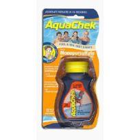 Astral - Flacon de 50 bandelettes d'analyses d'oxygène/TAC/pH pour piscine
