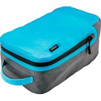 Cocoon - Shoe Bag - Rangement - gris/turquoise
