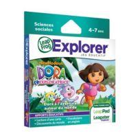 Leapfrog - Jeu leappad / leapster explorer : dora