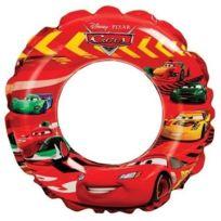 Intex - Bouee Gonflable Disney : Cars 51 Cm - Enfant - Piscine - Mer - Accessoire De Plage