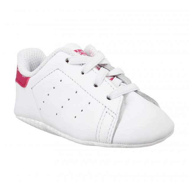 ADIDAS Stan Smith Crib Rose Bébé