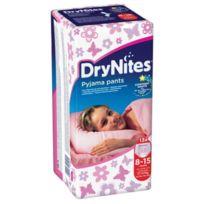 Huggies - Culotte Dry Nites Girl 8-15 Ans 27-57 Kg