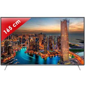 panasonic tx 65cx700e tv 65 39 39 165cm 3d uhd 4k smart tv pas cher achat vente tv led. Black Bedroom Furniture Sets. Home Design Ideas
