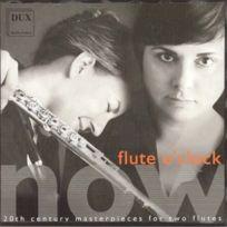 Dux - Flute O'CLOCK. Duos Pour FlÛTE De Maderna, Takemitsu, TaÏRA Cd