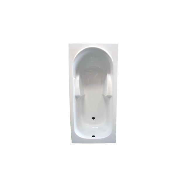 Aqua Baignoire Rectangulaire Fany 140x70 Cm 70cm X 0cm Pas