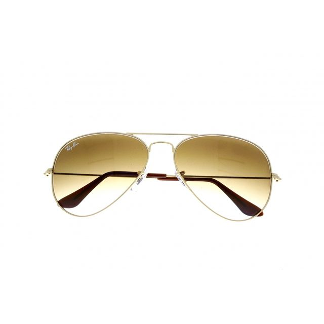 Ray-Ban - Ray Ban Aviator 3025 001/51 - Lunettes de soleil mixte Dore
