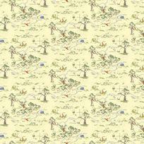 Bebe Gavroche   Rideaux Forêt Winnie Lu0027Ourson Disney Standard : 180x160 Cm