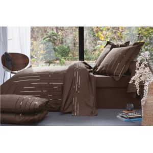 tradition des vosges drap housse percale achille pas cher achat vente draps housses. Black Bedroom Furniture Sets. Home Design Ideas