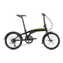 Tern - Vélo Verge N8 noir vert 8v
