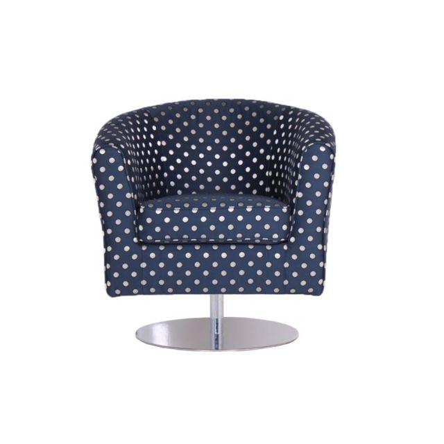 Fauteuil Createur fabrication 100% française - fauteuil pivotant - jean paul gaultier