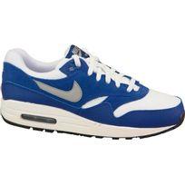 Nike - Air Max 1 Gs 555766-111 Enfant mixte Baskets Bleu