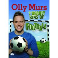 2entertain - Olly Murs - 7 Deadly Sins Of Football IMPORT Anglais, IMPORT Dvd - Edition simple