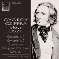 Idis - Franz Liszt - Sonates pour piano et orchestre no. 1 et 2