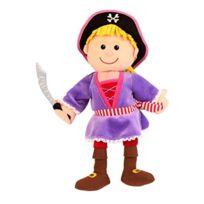 Fiesta - Main De Pirate De Fille De Marionnettes