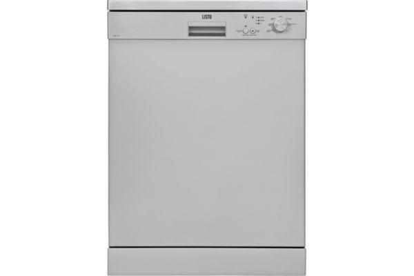 LISTO - Lave vaisselle 60 cm LV47 L1 silver