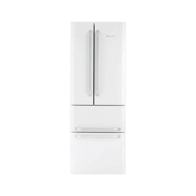 HOTPOINT-ARISTON - Réfrigérateur multi-portes Hotpoint 402L - E4DAAWC