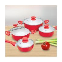 Exclusif Shopping Vip - Batterie de cuisine céramique