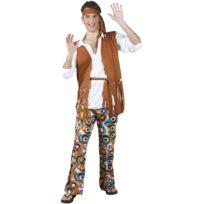 Boland B.V. - Déguisement Hippie - Homme - Taille : L