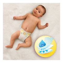 Pampers - New Baby Premium Taille 1- 2 à 5kg 22 Couches