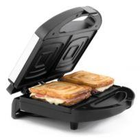 Lacor - Appareil à croque-monsieur - grill pour sandwich carrés - Croque-monsieur