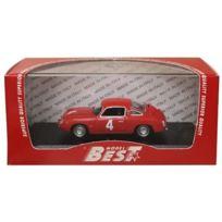 Best Model - 9519 - VÉHICULE Miniature - ModÈLE À L'ÉCHELLE - Fiat Abarth 750 - Winner Monza 1963 - Echelle 1/43