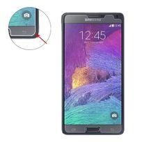 """Cabling - Film vitre de protection écran Galaxy note 5 5,7"""" en verre trempé haute transparence et ultra résistant incassable, inrayable 9H, et Ultra Slim 0,26mm, avec bords arrondis, pour une protection optimal de votre téléphone"""