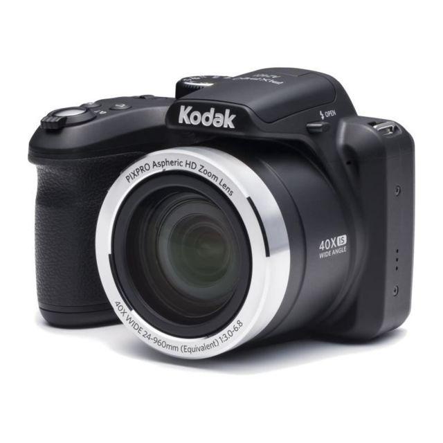 kodak az401 astro zoom appareil photo num rique bridge 16 megapixels zoom optique 40x noir. Black Bedroom Furniture Sets. Home Design Ideas