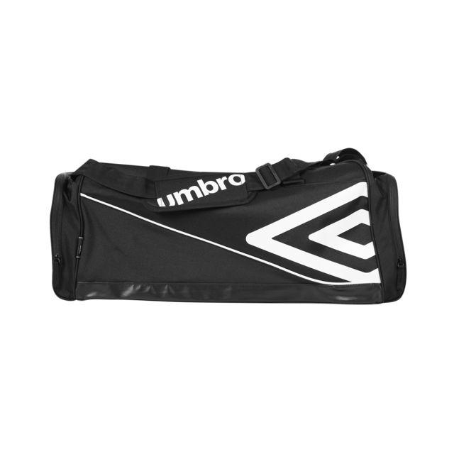 b980d9f674 Umbro - Sac de sport 60L Noir/Blanc - pas cher Achat / Vente ...