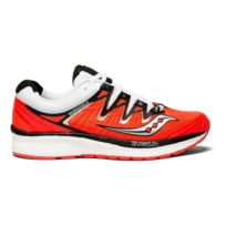 5e6db224477 Saucony - Powergrid Triumph Iso 4 Rouge Et Blanche Chaussures running