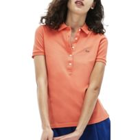 6df0cbebf89 Polo lacoste femme blanc - catalogue 2019 -  RueDuCommerce - Carrefour